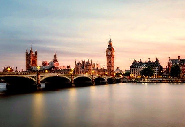 Лондон, мост